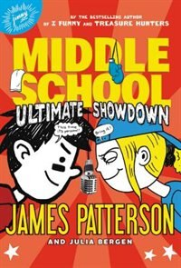 Book Middle School: Ultimate Showdown by James Patterson