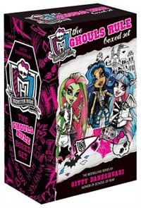 Book Monster High: The Ghouls Rule Boxed Set by Gitty Daneshvari