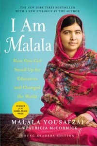 Book I Am Malala: How One Girl Stood Up For Education And Changed The World (young Readers Edition) by Malala Yousafzai