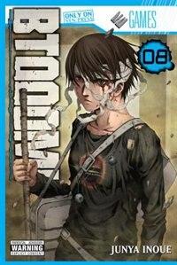 Btooom!, Vol. 8 by Junya Inoue