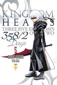 Book Kingdom Hearts 358/2 Days, Vol. 5 by Shiro Amano