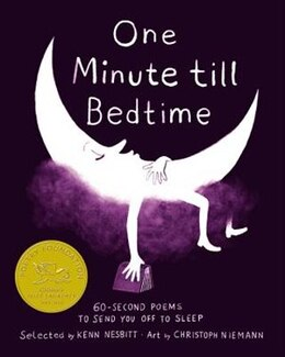 Book One Minute Till Bedtime: 60-second Poems To Send You Off To Sleep by Kenn Nesbitt
