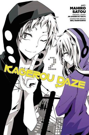 Kagerou Daze, Vol. 2 (manga) by Jin