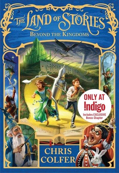 The Land Of Stories: Beyond The Kingdoms (Indigo Exclusive