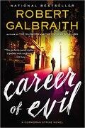 Book Career Of Evil by Robert Galbraith