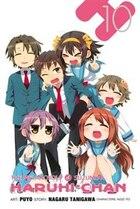 The Melancholy Of Suzumiya Haruhi-chan, Vol. 10
