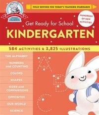 Get Ready For School: Kindergarten