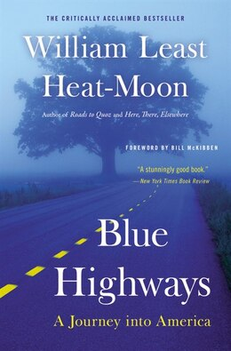 Book Blue Highways: A Journey Into America by William Least Heat-moon