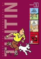 The Adventures Of Tintin: Volume 1