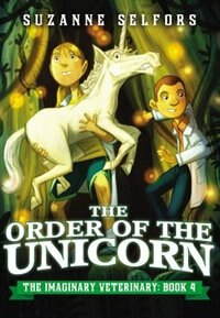 Book The Order Of The Unicorn by Suzanne Selfors