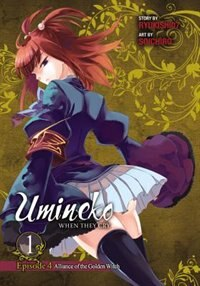 Umineko When They Cry Episode 4: Alliance Of The Golden Witch, Vol. 1
