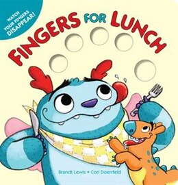 Book Fingers For Lunch by Brandt Lewis
