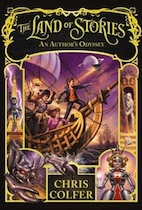 Book The Land Of Stories: An Author's Odyssey by Chris Colfer