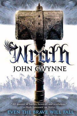 Book Wrath by John Gwynne