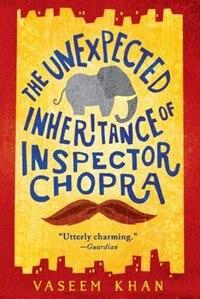 Book The Unexpected Inheritance Of Inspector Chopra by Vaseem Khan