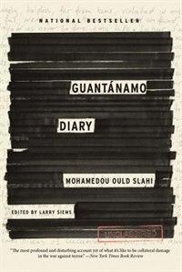 Book Guantánamo Diary by Mohamedou Ould Slahi