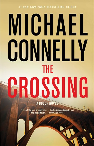 Book The Crossing: Autographed Edition by Michael Connelly