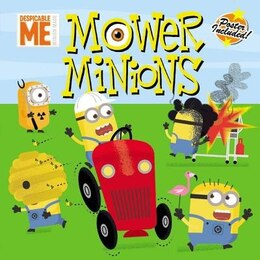 Book Despicable Me Minion Made: Mower Minions by Ed Miller