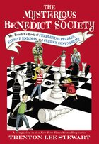 The Mysterious Benedict Society: Mr. Benedict's Book Of Perplexing Puzzles, Elusive Enigmas, And…