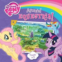 Book My Little Pony: Around Equestria by Hasbro