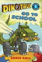 Dinotrux Go To School