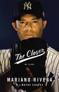 Book The Closer by Mariano Rivera