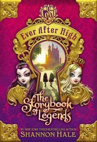 ever after high the storybook of legends pdf