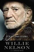 Book It's A Long Story: My Life by Willie Nelson