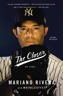 Book The Closer by Mariano Rivera