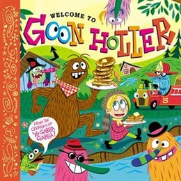 Book Welcome To Goon Holler by Christian Jacobs