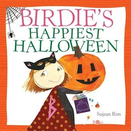 Book Birdie's Happiest Halloween by Sujean Rim