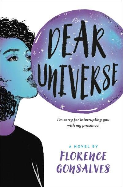 Dear Universe by Florence Gonsalves