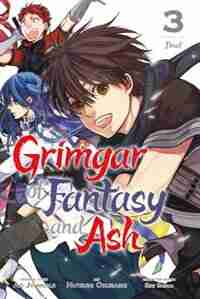 Grimgar Of Fantasy And Ash, Vol. 3 (manga) by Ao Jyumonji