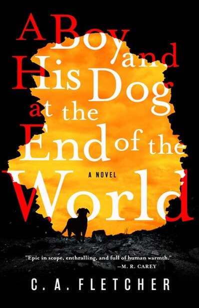 A Boy And His Dog At The End Of The World: A Novel by C. A. Fletcher
