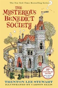 Book The Mysterious Benedict Society: 10th Anniversary Edition by Trenton Lee Stewart