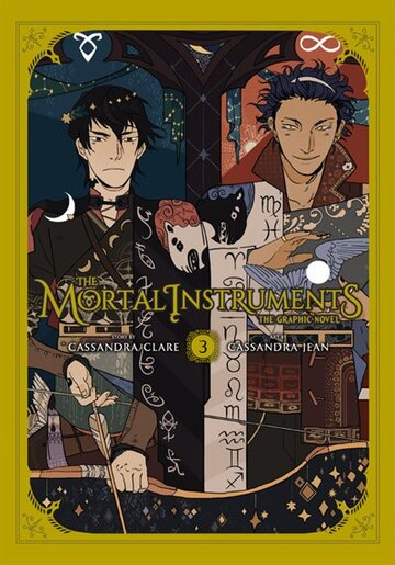The Mortal Instruments: The Graphic Novel, Vol. 3 by Cassandra Clare