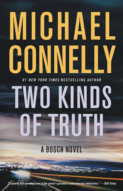 Book Two Kinds of Truth (Signed Edition) by Michael Connelly