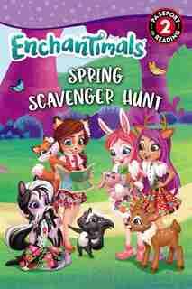 Enchantimals: Spring Scavenger Hunt by Perdita Finn