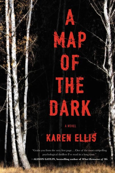A Map Of The Dark by Karen Ellis