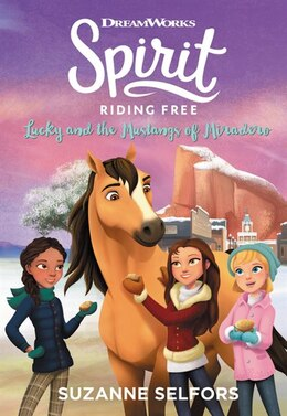 Book Dreamworks Spirit #2 by Suzanne Selfors