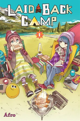 Laid-back Camp, Vol. 1 by Afro