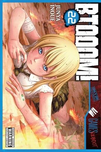 Btooom!, Vol. 22 by Junya Inoue