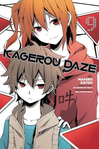 Kagerou Daze, Vol. 9 (manga) de Jin (shizen No Teki-p)
