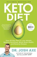 Keto Diet: Your 30-day Plan To Lose Weight, Balance Hormones, Boost Brain Health, And Reverse…