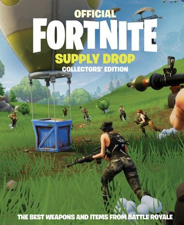 Fortnite (official): Supply Drop: Collectors' Edition by Epic Games
