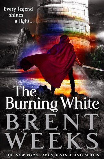 The Burning White: Signed Edition by Brent Weeks
