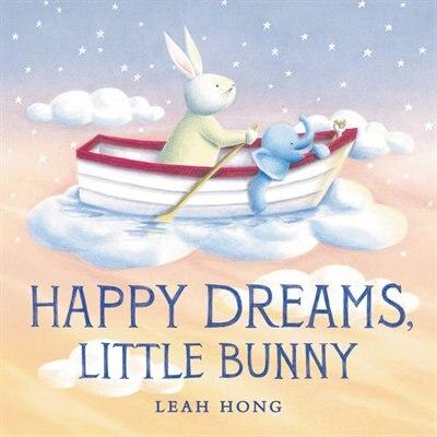 Happy Dreams, Little Bunny by Leah Hong