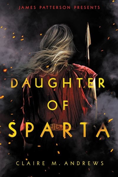 Daughter Of Sparta by Claire Andrews