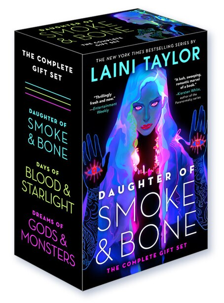 Daughter Of Smoke & Bone: The Complete Gift Set by LAINI Taylor