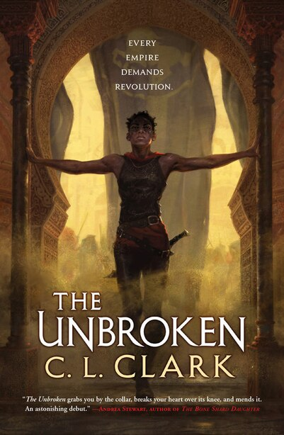 The Unbroken by C. L. Clark